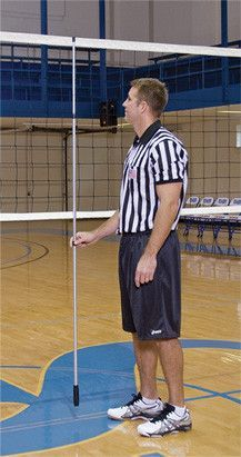 First Team Precise Volleyball Net Height Gauge