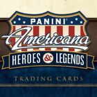 2012 Panini Americana Heroes & Legends Trading Cards Checklist