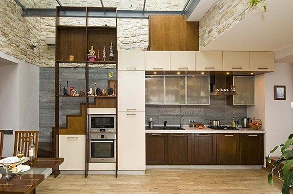 лестница на кухне - Поиск в Google