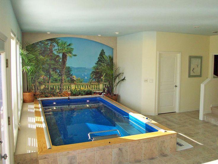 Indoor Endless Pool