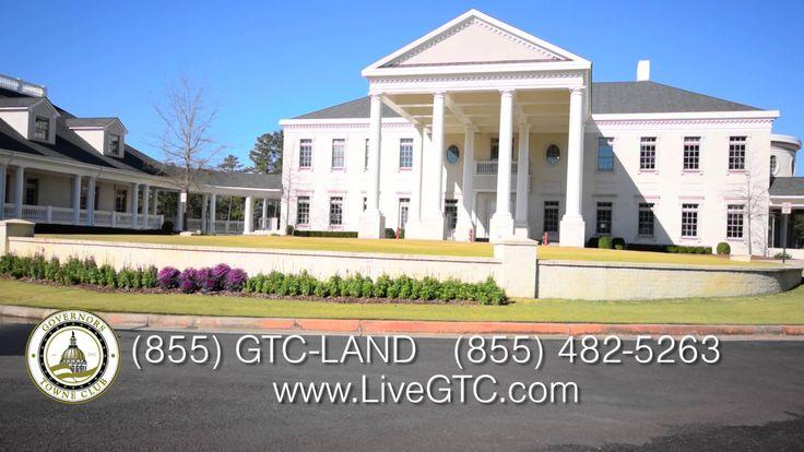 Governors Towne Club - Jason Bohn - Land for Sale (855) GTC-LAND