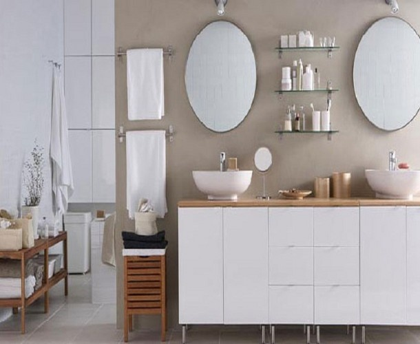 65 Best Images About Bath Ideas On Pinterest Round Mirrors Shower Trays And Vanities