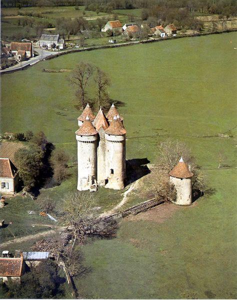 Château de Sarzay - XVème siècle