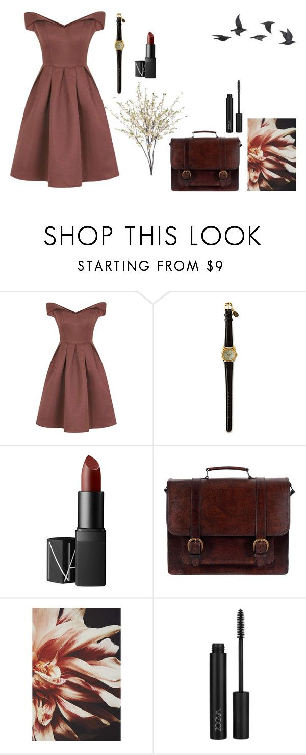 """Simple formal"" by charlotte-sophie-lensen on Polyvore featuring Chi Chi, INC International Concepts, NARS Cosmetics, Beara Beara and Jayson Home"