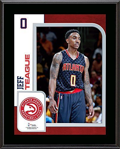 Jeff Teague Atlanta Hawks 105 x 13 Sublimated Player Plaque  Fanatics Authentic Certified  NBA Player Plaques and Collages >>> You can find out more details at the link of the image.