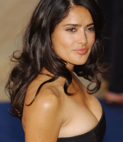 Salma Hayek, mexican actress