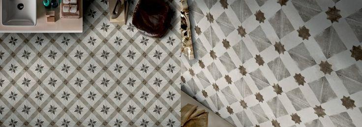 Ermes Aurelia Vintage - Dlažby a obklady - Kladno - dlažby Ermes Aurelia - Ermes Aurelia Vintage - retro | Koupelnové studio F.A.R. Line - obklady, dlažby, sanitární keramika, koupelny, velkoformátové dlažby
