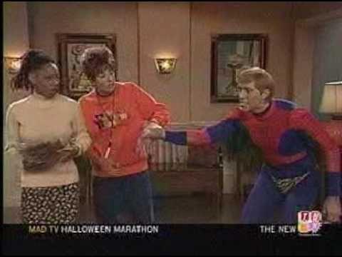 MAD TV Stuart-Halloween