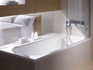 Experience our new baths, Flush-to-floor-shower areas and washbasins made of high-grade Steel/enamel #bette available at www.johngoslett.co.uk #baths