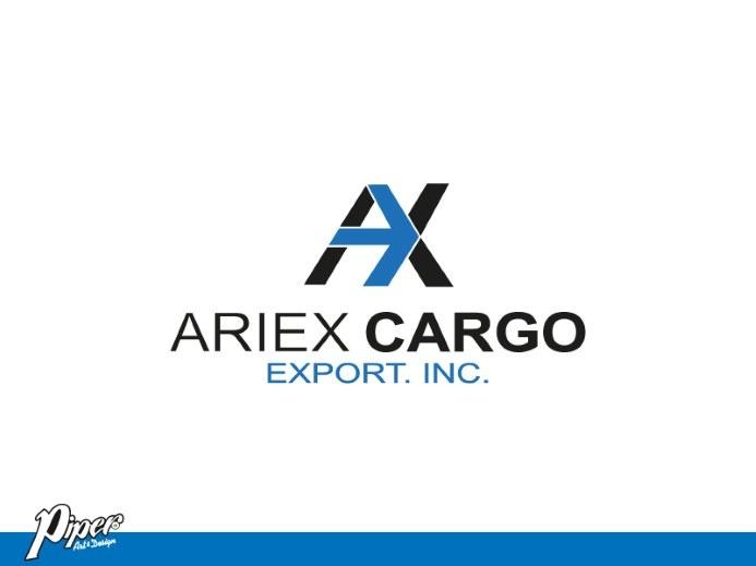logo empresa ariex cargo