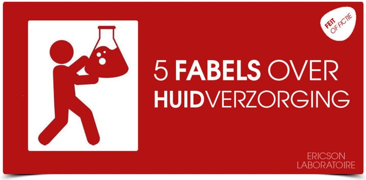 Feit Of Fabel Over Huidverzorging