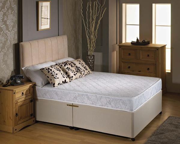 "4ft 6"" Orthopaedic Flex Double Divan Bed"