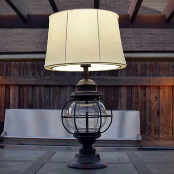 Estados Outdoor Table Lamp