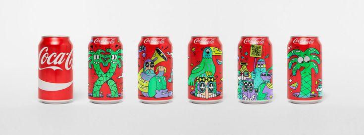 Steven+Harrington+en+las+latas+de+Coca-Cola