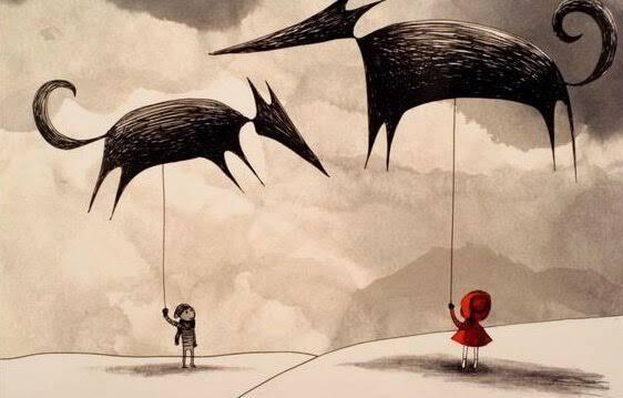 Querida hija, tú no necesitas ser una niña buena, una niña dócil, obediente y dulce. Sé lo que tú desees, aprende a tener voz, a no callarte...