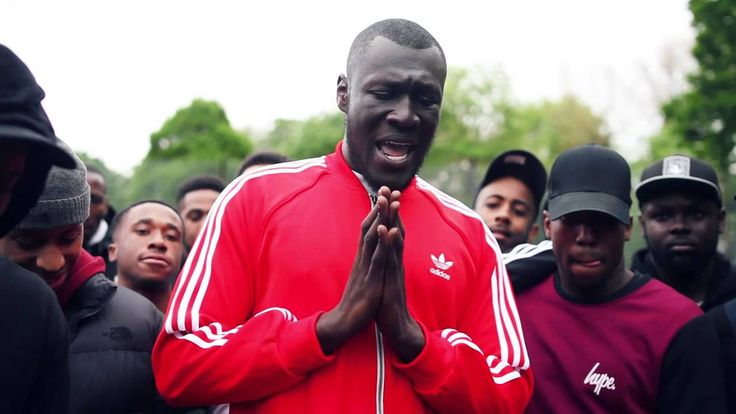 "STORMZY [@STORMZY1] - SHUT UP /UK young music scene called ""Grime"""