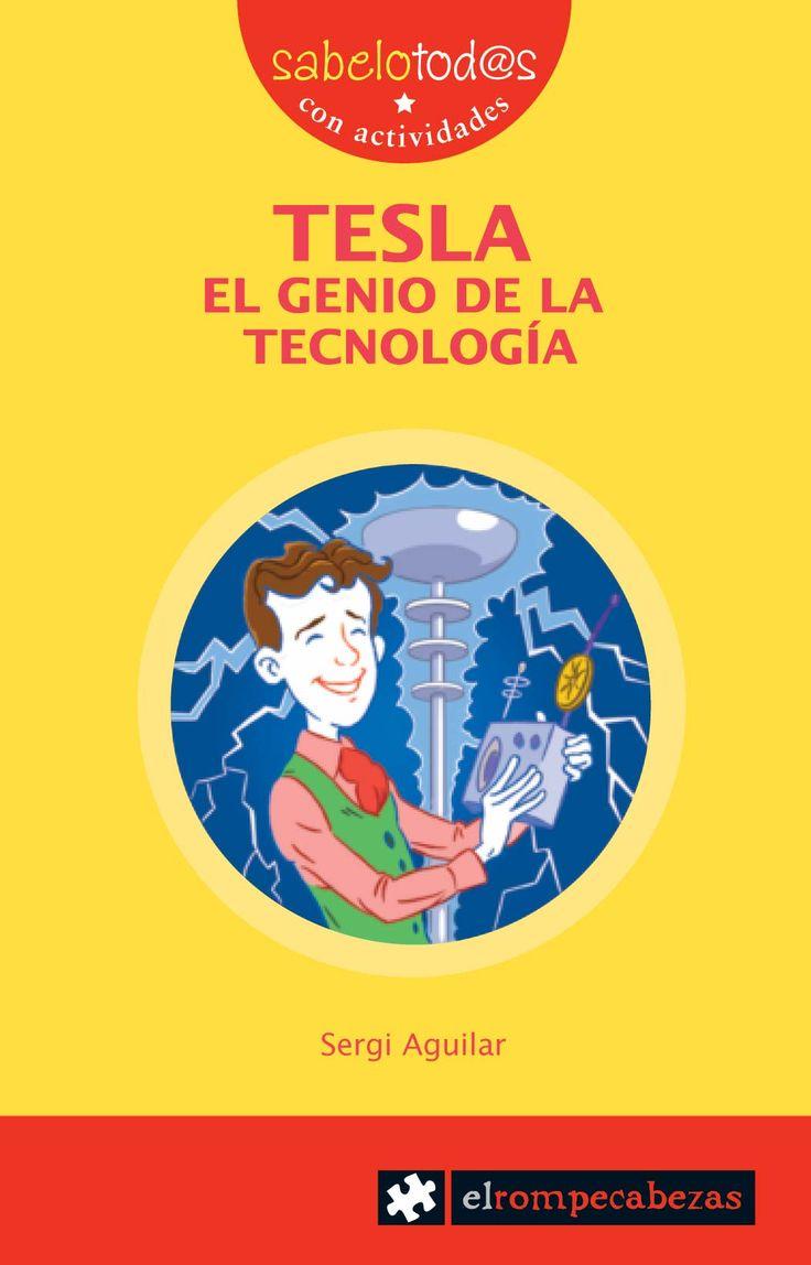 Nikola Tesla era un tipo raro, parecía que vivía en otro mundo. Un mundo en el que encendía bombillas sin cables, controlaba aparatos sin tocarlos y en el que la gente se comunicaba sin importar lo lejos que estuvieran. ¡Muchos pensaban que se trataba de un mago! Sus inventos e ideas aún hoy, más de 100 años después, siguen haciéndonos la vida más fácil e inspirando a los nuevos científicos. Tesla, el genio que inventó el futuro.