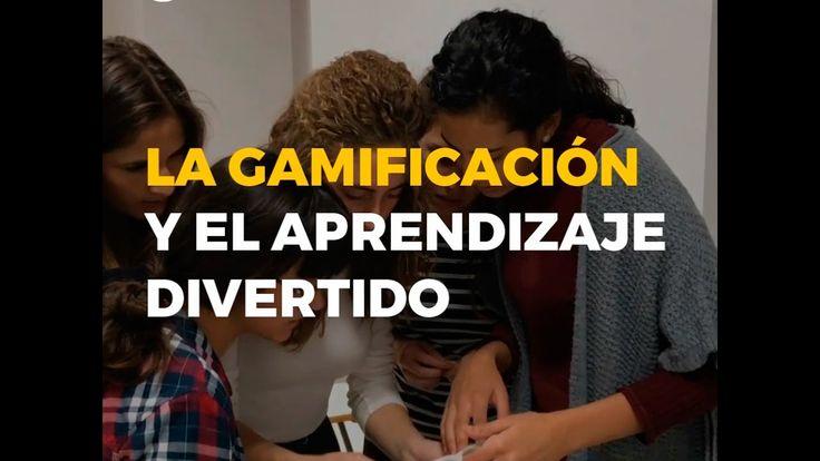 LA GAMIFICACIÓN Y EL APRENDIZAJE DIVERTIDO