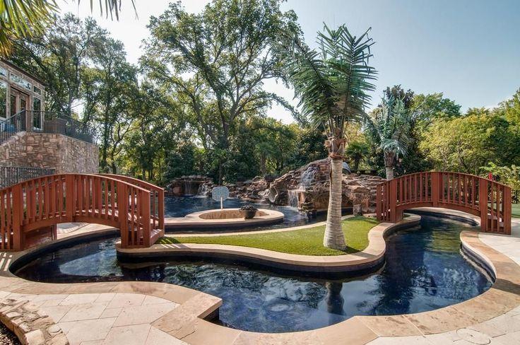 97 Best Lazy River Images On Pinterest | Backyard Lazy River Lazy River Pool And Backyard Ideas