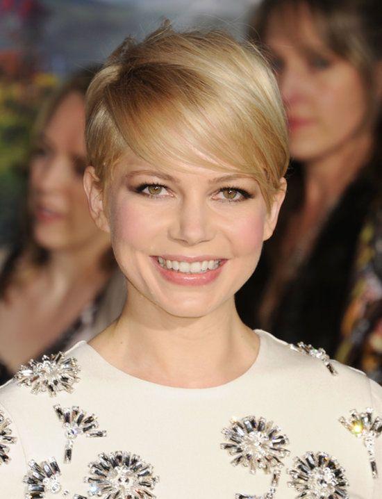 jennifer lawrence short hair   Jennifer Lawrence Short-Hair Comparisons