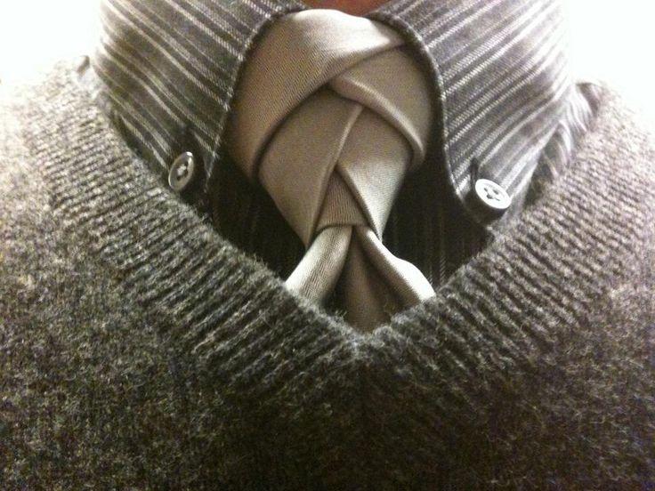 """Nodo cravatta   """"Persbaglio"""""""