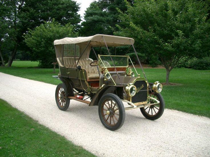 1910 Buick Model F - (Buick Motor Division Detroit, Michigan1899-present)
