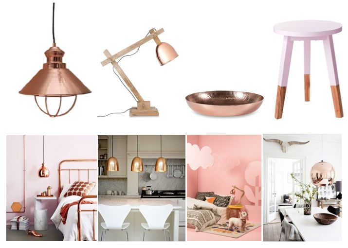 Copper Luxe