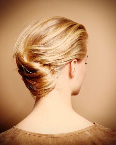 Wer lange Haare hat, macht sich meistens einen schnöden Zopf. Dabei kann man sie…