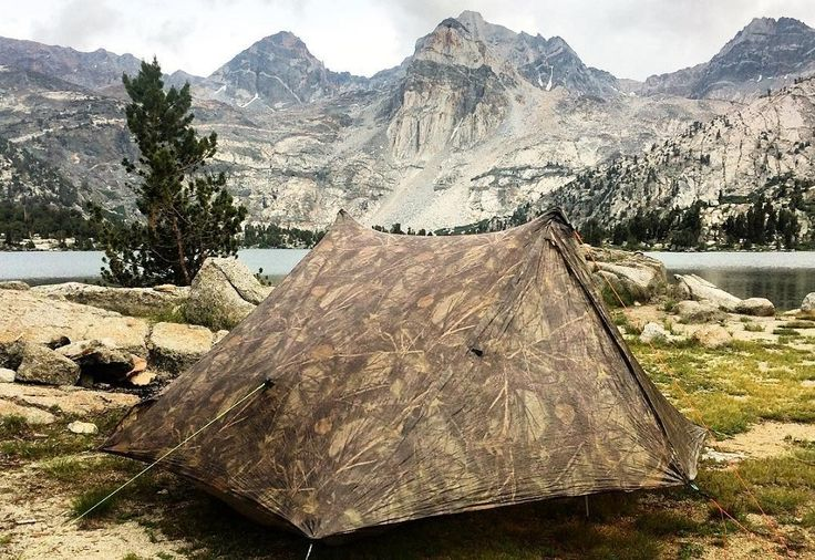 Ultralight Two Person Tent | ZPacks | Lightest 2 Person Tent
