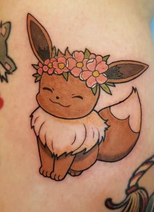One Piece Tattoos, Pieces Tattoo, Love Tattoos, Body Art Tattoos, Small Tattoos, Pikachu Tattoo, Pokemon Sleeves, Badass Tattoos, Piercing Tattoo