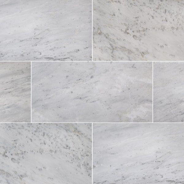Arabescato Carrara 12 X 24 Marble Stone Look Wall Floor Tile Tile Floor Porcelain Mosaic Tile Carrara