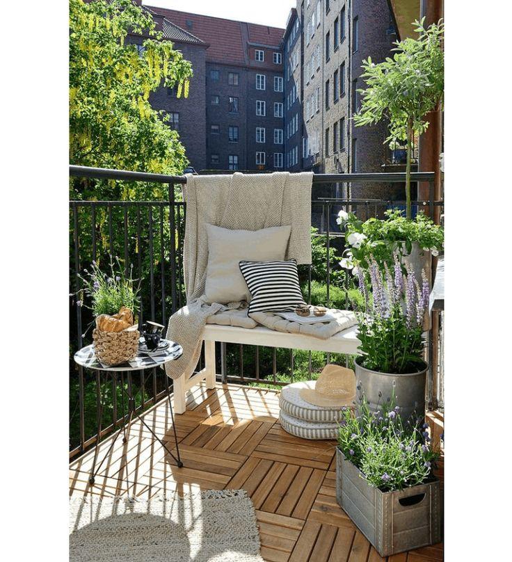 Heerlijk nazomeren op je balkon of veranda