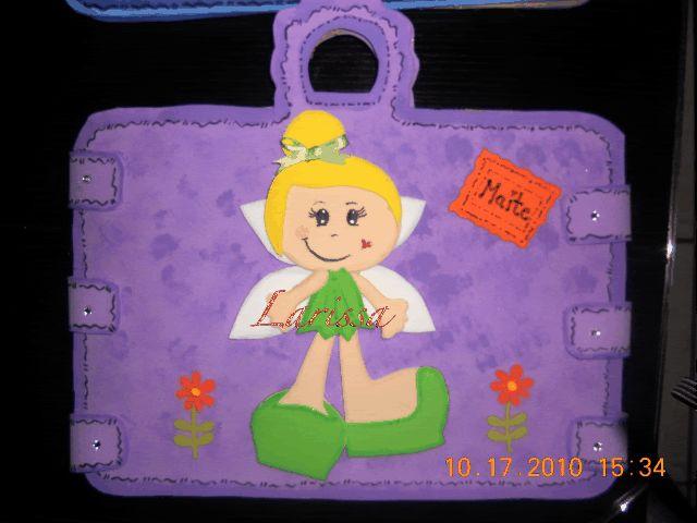 Carpetas decoradas para preescolar - Imagui