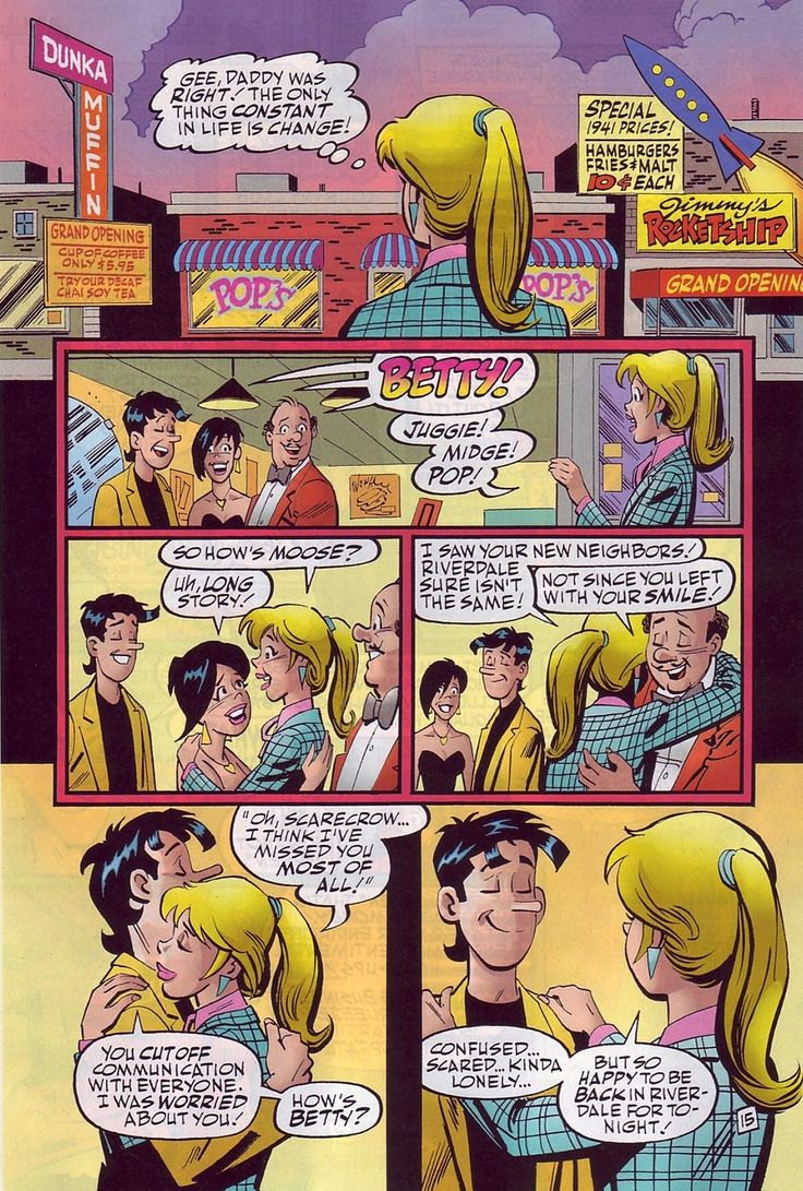 From life with archie 1 2010 riverdale comics