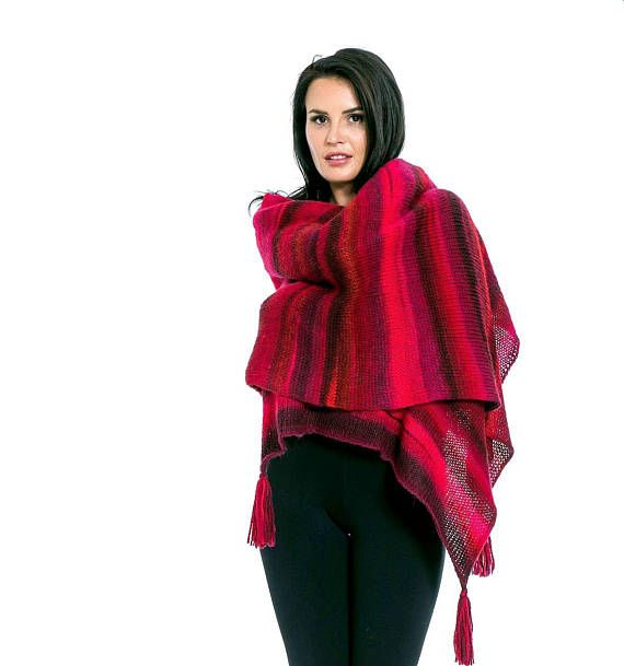 Hey, I found this really awesome Etsy listing at https://www.etsy.com/ca/listing/478339400/gift-wife-christmas-oversized-scarf-wrap
