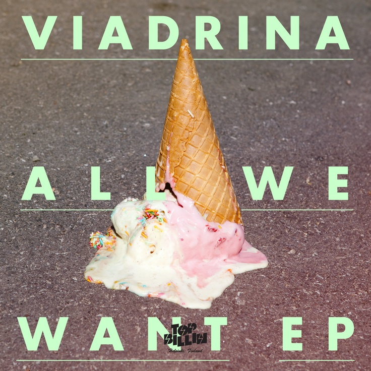 Viadrina - All We Want EP