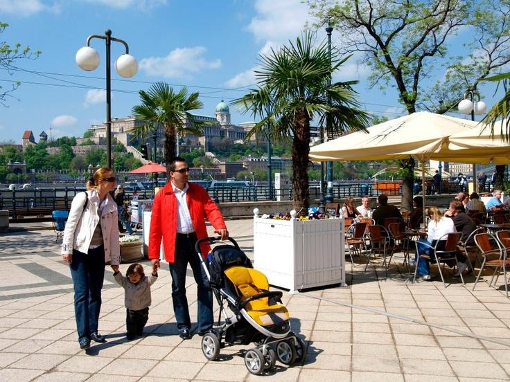Danube Promenade Budapest