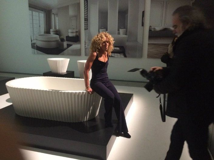 Maison And Objet Asia 2015 Kelly Hoppen New Bathroom Interior Design Ideas MOAsia