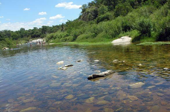 La Cumbre: rio San Jeronimo- Cordoba