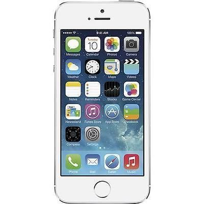 iPhone 5s 64GB Silver (T-Mobile Unlocked) Apple 5 S 64 GB new | eBay