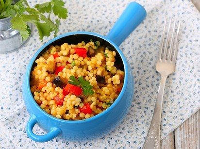 Israeli Couscous | 19 Israeli Delicacies That Aren't Hummus