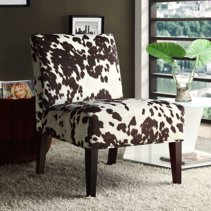 Best 25 Cowhide Chair Ideas On Pinterest Cow Print
