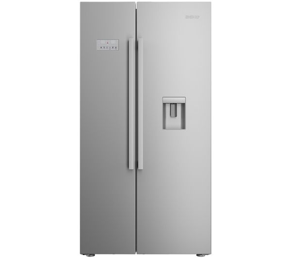 Beko American Style Fridge Freezer White Goods