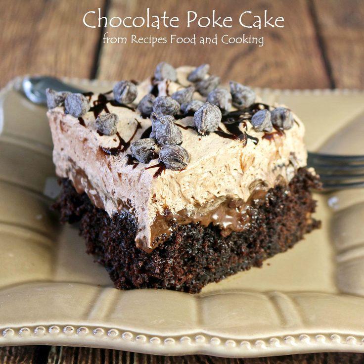 Chocolate Cake With Condensed Milk Recipe