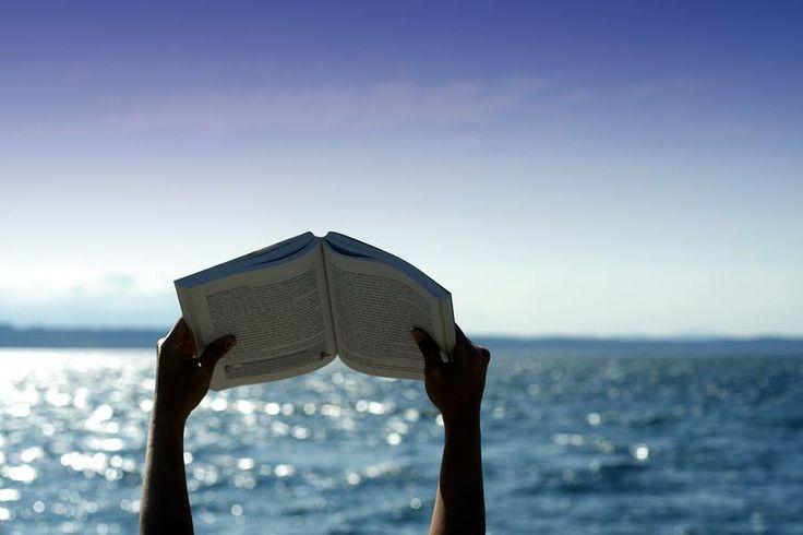 mare e lettura