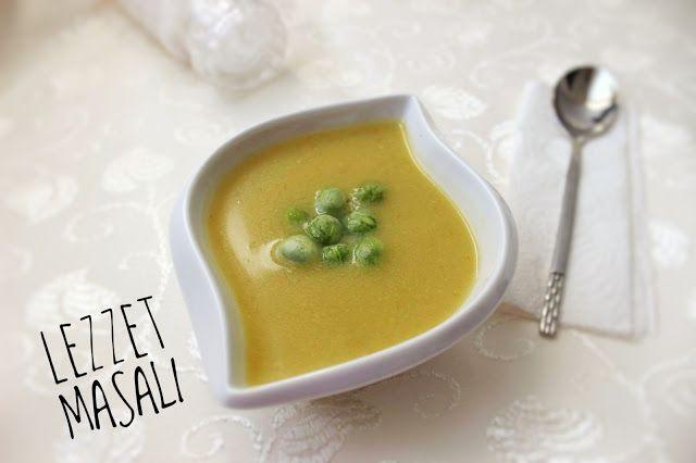 ○●○Lezzet Masalı○●○: ●○•° Bezelye Çorbası / Pea Soup °•○●