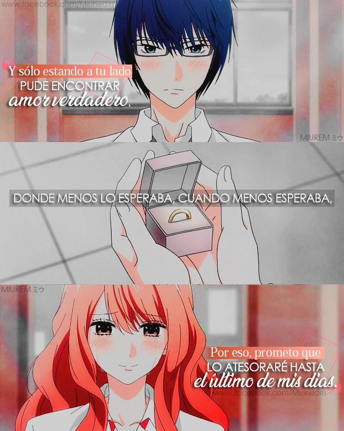 3d Kanojo Real Girl Frases De Anime Animequotes Anime Kawai