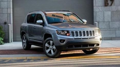 2018 Jeep Compass leaked: Could be the C segment SUV headed to India | Advids…