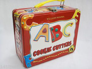 Borrow our ABC Cookie Cutters @KitchenLibrary | TheKitchenLibrary.ca
