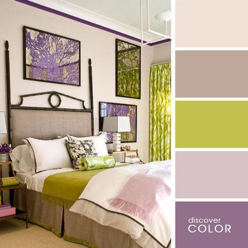 Идеальные цвета для вашего дома. Сочетаем правильно и со вкусом! | Хитрости жизни
